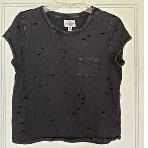 American Eagle Crop Top Size XS